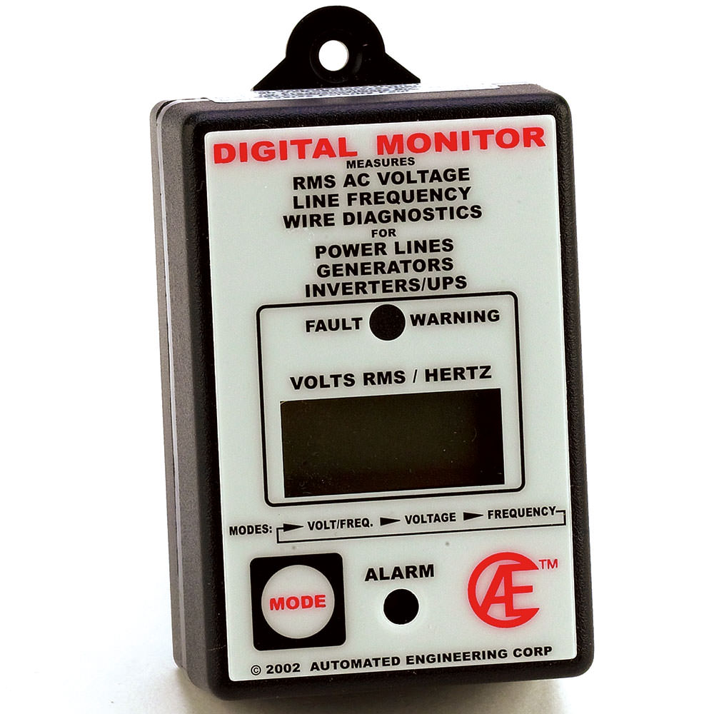 Digital Line Monitor Trc Aecm20020 012 Surge Protectors Precision Receiver Battery Low Voltage Alarm Camping World