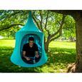 TreePod Lounger 6', Aquamarine