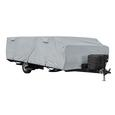 Classic Accessories PermaPro Heavy Duty Folding Camping Trailer Cover, 14'-16'
