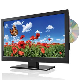 "15"" LED Flat Panel TV/DVD Combo"