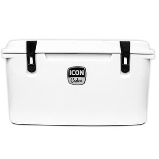 ICON 50, Rotomolded Cooler, Bonefish White, 55 Quart