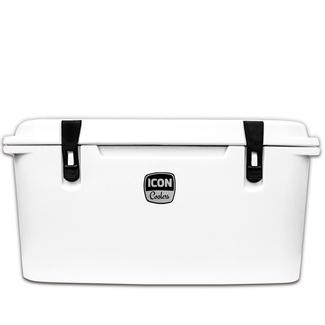ICON 75, Rotomolded Cooler, Bonefish White, 75 Quart