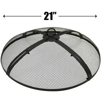 "21"" Fire Pit Screen"