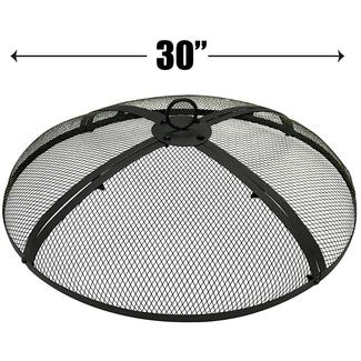 "30"" Fire Pit Screen"