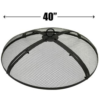 "40"" Fire Pit Screen"