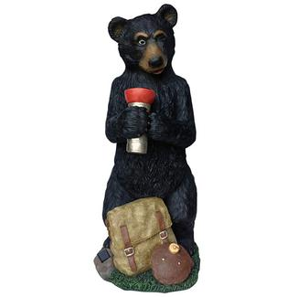 Design House Bear with Flashlight