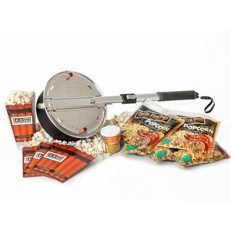 Open Fire Popper, Complete Set