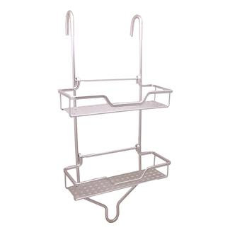 Reversible Aluminium Shower Caddy