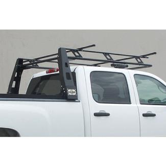 5th Wheel Truck Rack Movable Crossbar Assembly, 59
