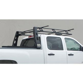 Universal Fifth Wheel Truck Rack with Two 78