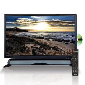 Widescreen HD LED TV/DVD Combo, 24