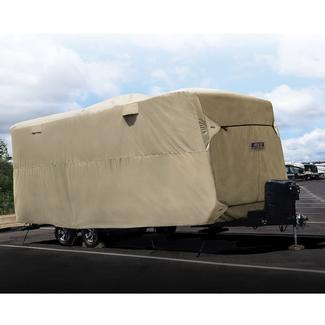 Storage Lot Cover, Travel Trailer 28'7