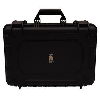 Watertight Storage Case with Customizable Foam Interior, Medium