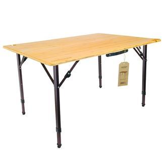 Kanpai Bamboo Table, Bronze
