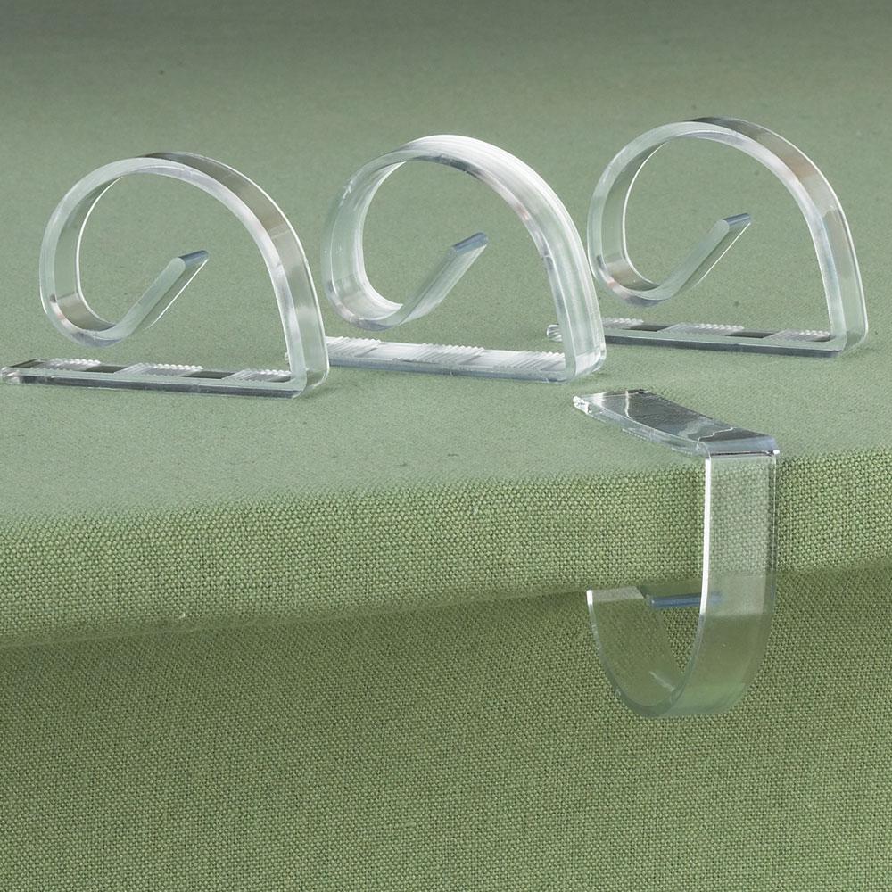Lexan clamps set of adams  picnic supplies
