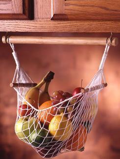 Under Cabinet Fruit & Veggie Hammock
