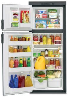 Dometic Americana RM2852 2-Way Refrigerator, Double Door, 8.0 Cu. Ft.