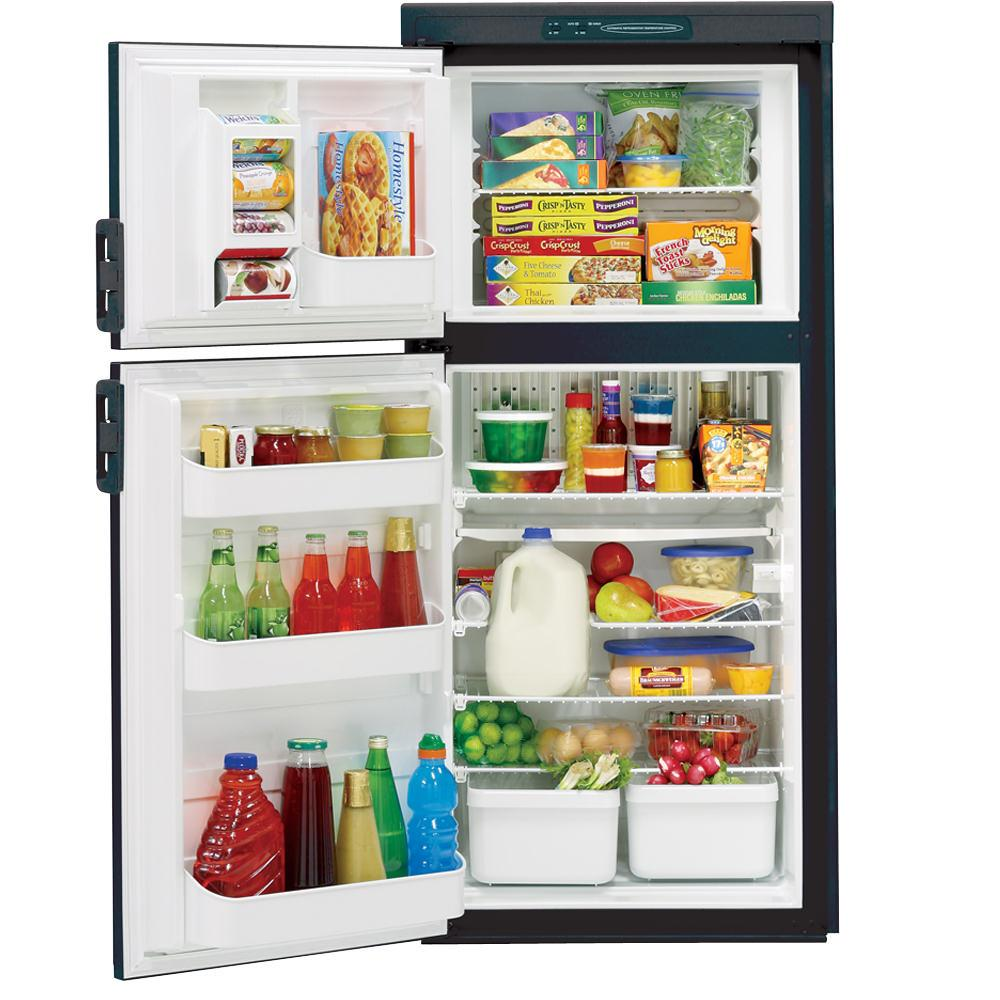 Dometic Americana Rm2652 2 Way Refrigerator Double Door