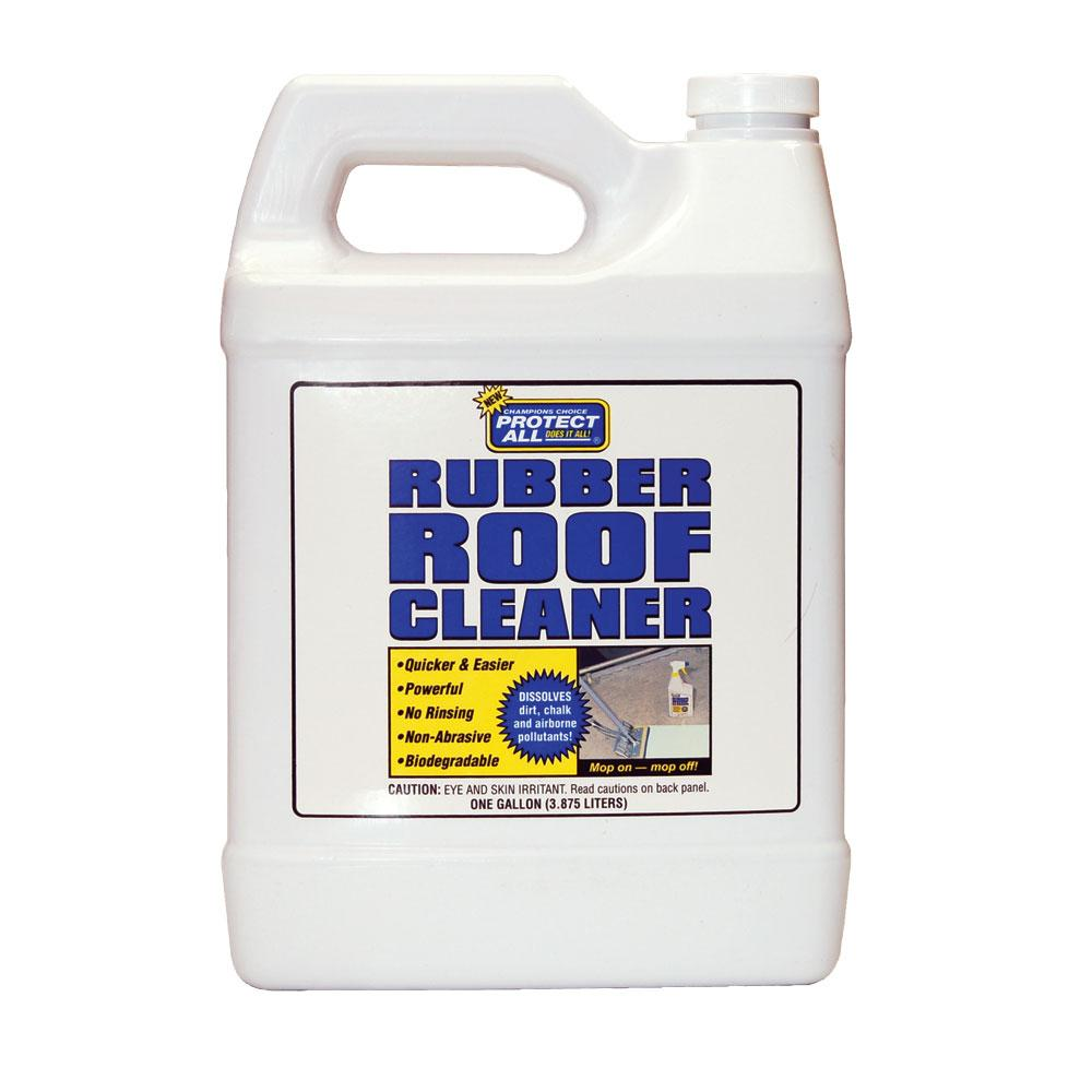 Rv Roof Cleaner : Protect all rubber roof cleaner gallon thetford