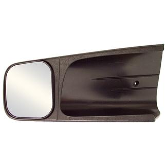 CIPA Slip-on Tow Mirror Driver's Side Chevy/GMC Suburban '92-'99 & Pickups '96-'98 (black fold-away)&#x3b; Kodiak/Yukon '92-'99
