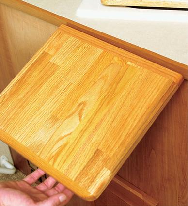 Oak Accents Countertop Extension