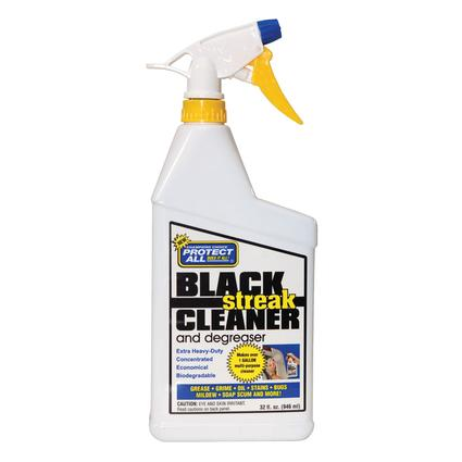 Protect All Black Streak Cleaner and Degreaser
