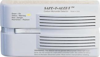 Safe-T-Alert Carbon Monoxide Alarm - Surface Mount