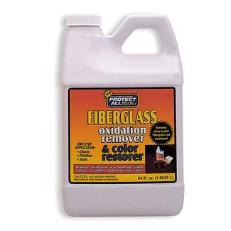 Protect All Fiberglass Oxidation Remover and Color Restorer, 64 oz.