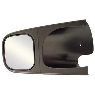 CIPA Slip-on Tow Mirror <B>Driver's Side</B> Dodge Ram 1500 '98-01 , Dodge Ram 2500 & 3500 only 98-02, Dakota & Durango 98-00