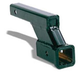 4&quot&#x3b; High-Low Drop Hitch