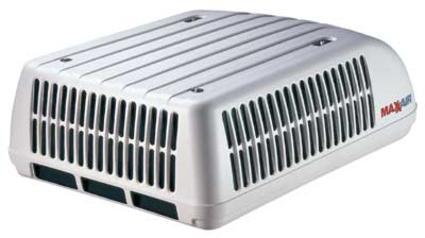 Tuff/Maxx Replacement Air Conditioner Shroud - Polar White