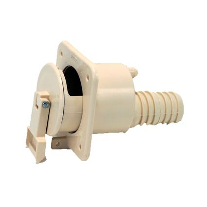 Flush Mount Telescopic Water Fill - Beige