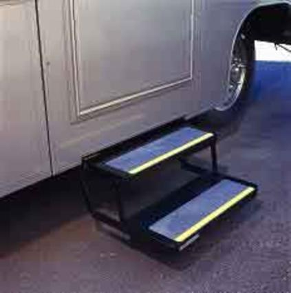 Kwikee Electric Steps