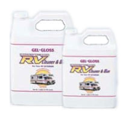 Heavy-duty RV Cleaner and Wax