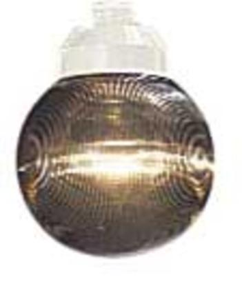 Replacement Prismatic Globes--Bronze