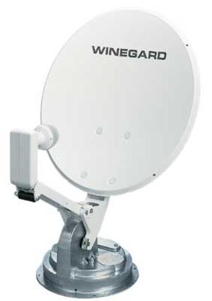 Winegard Crank-up Satellite Dish