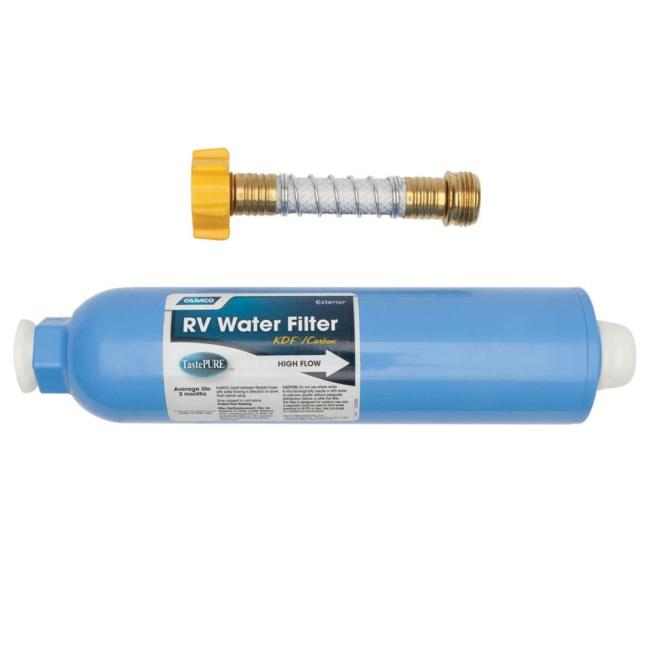 Image TastePURE KDF/Carbon Water Filter. To Enlarge The Image, Click Or  Press .