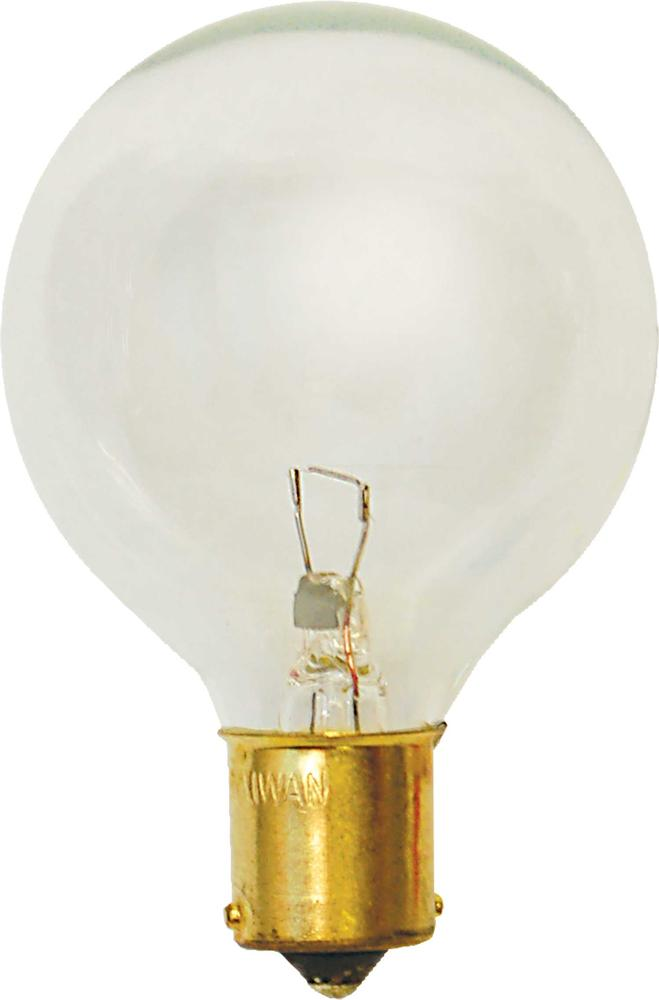 12V Bulb Ref. # 2099C Single Contact -- For Vanity Fixture - CEC 20-99CBP - Light Bulbs ...