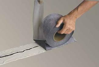 Dicor DiSeal Tape - 4&quot&#x3b; x 50&#x27&#x3b; Roll - Foil