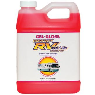 Premium Gel-Gloss Wash and Wax - 32 oz.