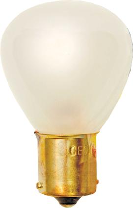 Automotive Type 12V Bulb Ref. # 1143IF Single Contact