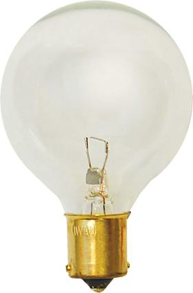 12V Bulb Ref. # 2099C Single Contact -- For Vanity Fixture