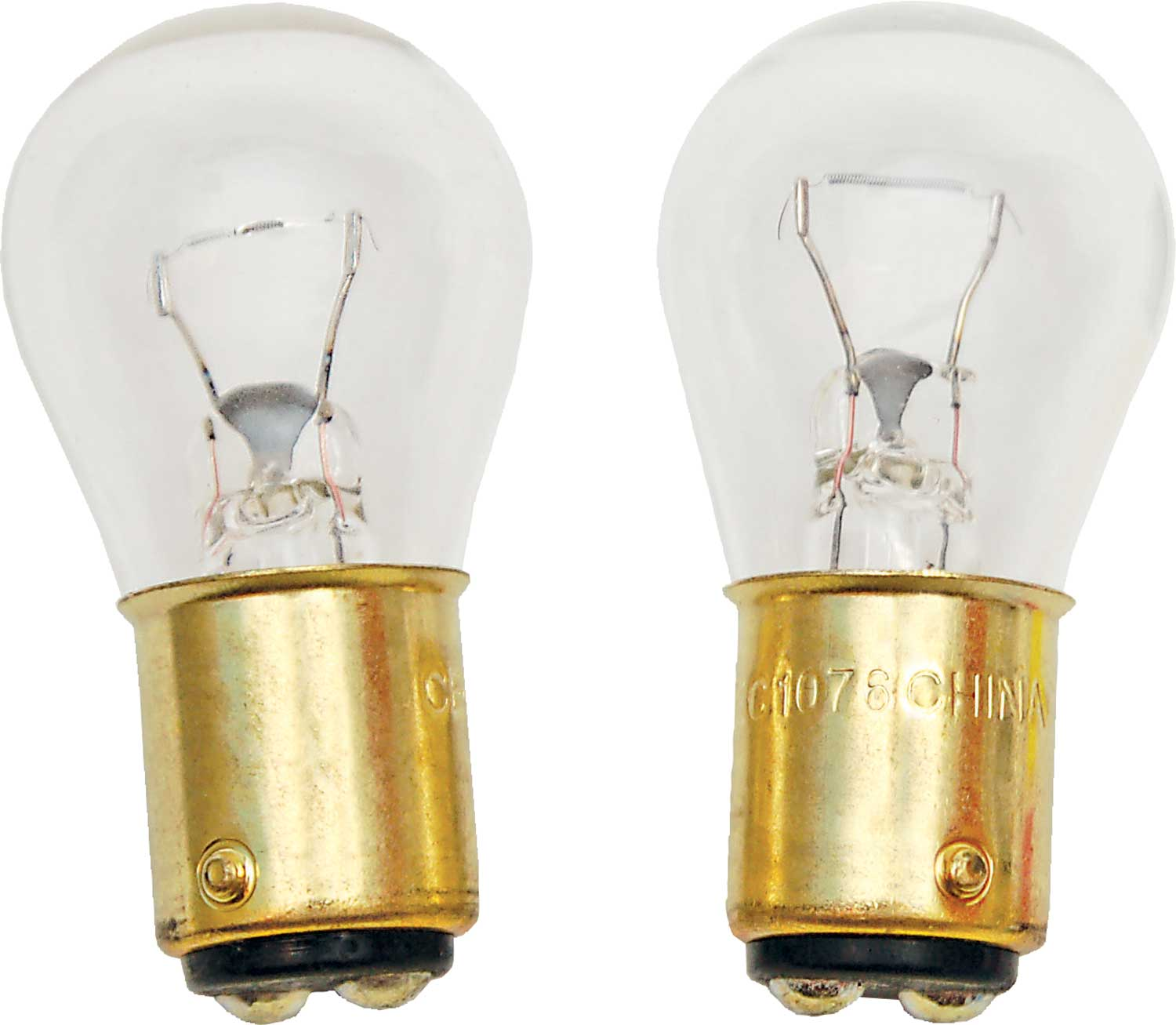Automotive Type 12v Bulb Ref 1076 Double Contact Cec 1076bp Lamp Ca Gps Wiring Diagram Light Bulbs Camping World