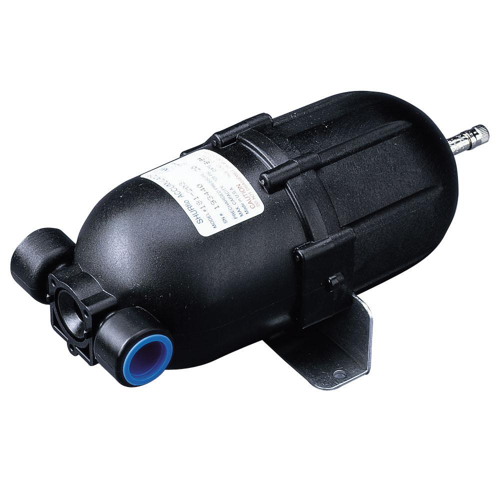 Shurflo Accumulator Tank Shurflo 182 200 Fresh Water