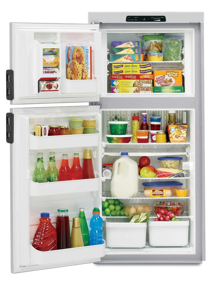 Dometic Americana Plus Dm2662 2 Way Refrigerator With