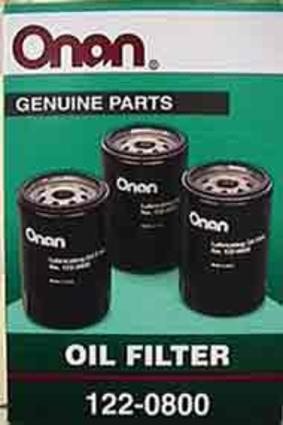 Oil Filter Emerald and Marquis