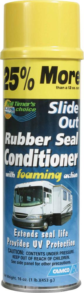 16 Ounce Slide Out Rubber Seal Conditioner Camco 41135