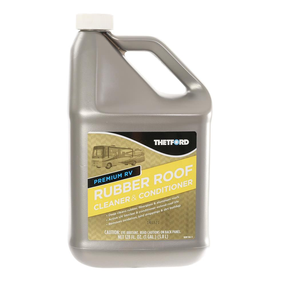 Rv Roof Cleaner : Premium rubber roof cleaner gallon thetford rv