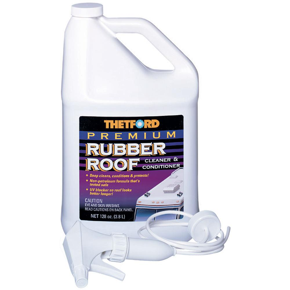 Premium Rubber Roof Cleaner Gallon Thetford 32513 Rv