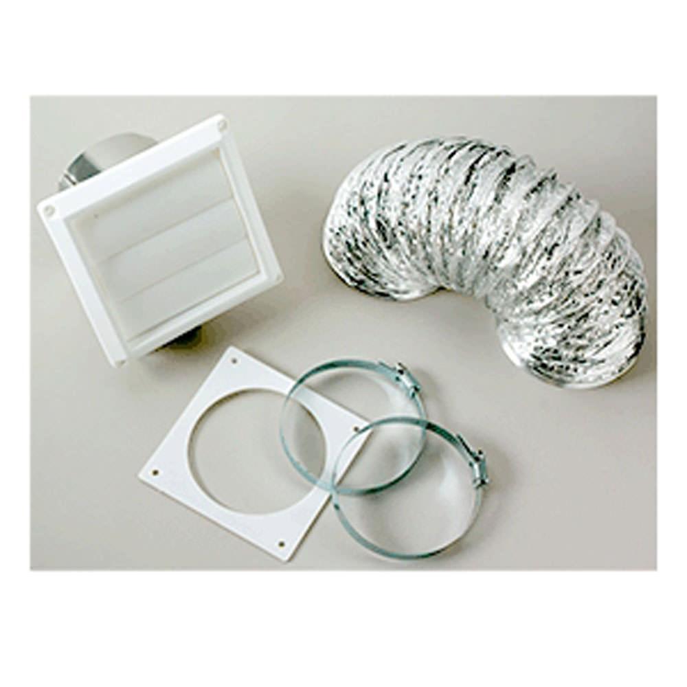 Splendide Dryer Vent Kit All Metal Westland Vi422